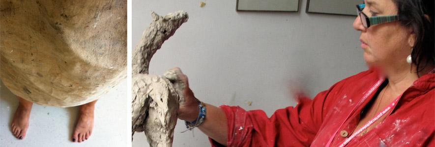 Veronique Lonchamp - sculptrice
